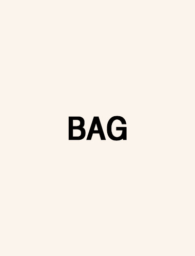 [SAMPLE SALE] BAG