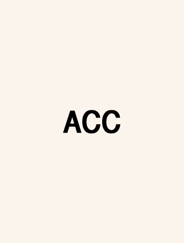 [SAMPLE SALE] ACC