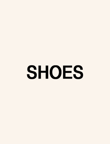 [SAMPLE SALE] SHOES
